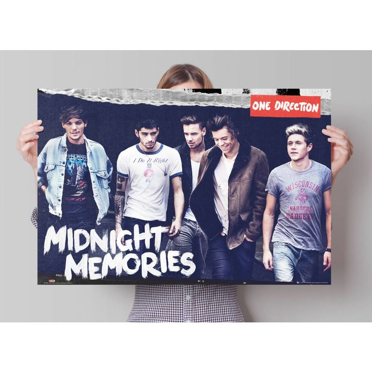 One Direction  - Poster 91.5 x 61 cm