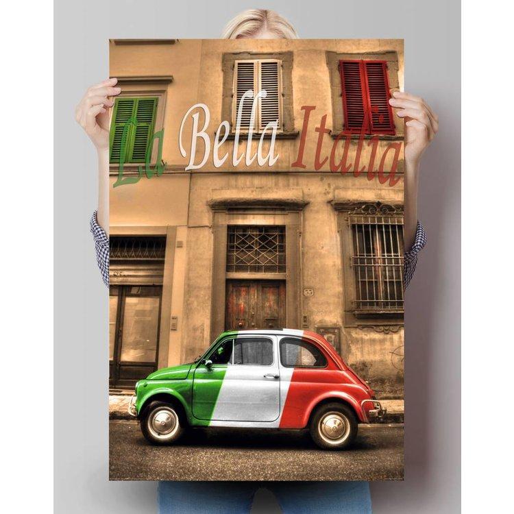 La Bella Italia  - Poster 61 x 91.5 cm