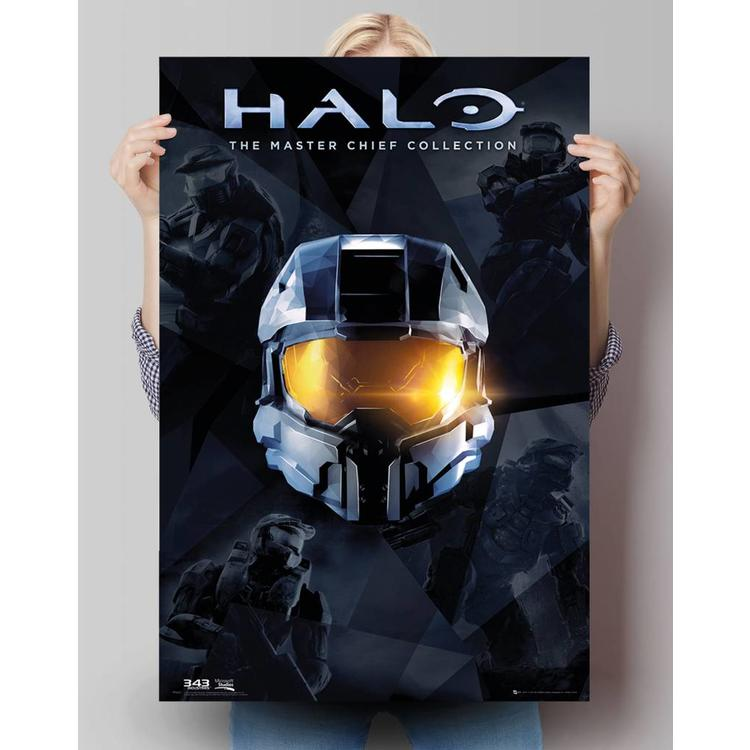 Halo Master Chief  - Poster 61 x 91.5 cm