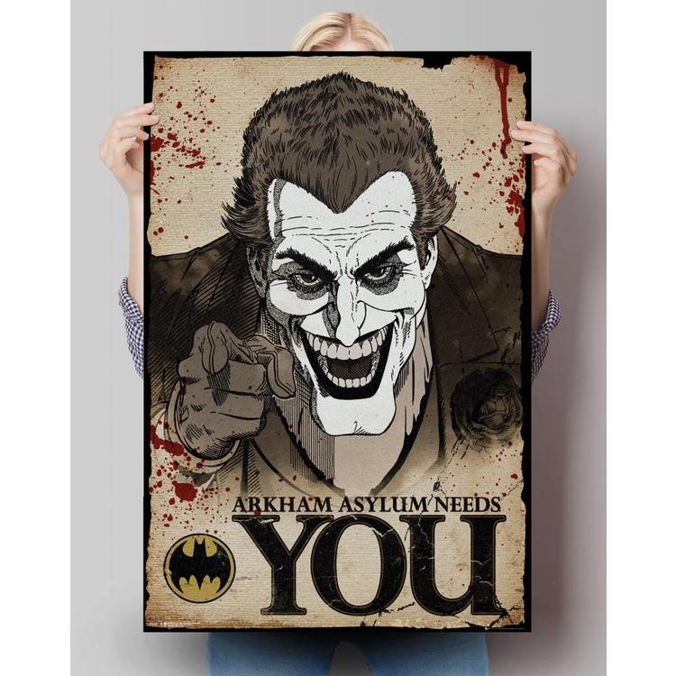 Joker  - Poster 61 x 91.5 cm