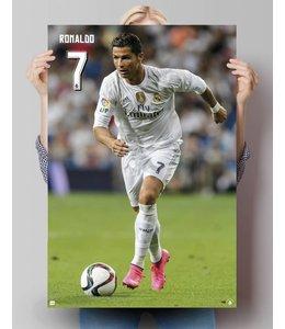 Poster Ronaldo Real Madrid