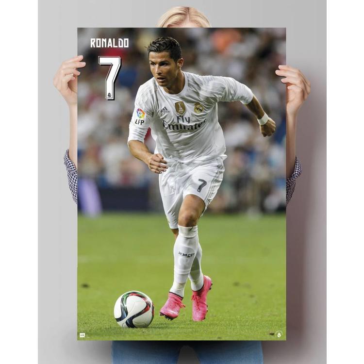 Ronaldo Real Madrid  - Poster 61 x 91.5 cm