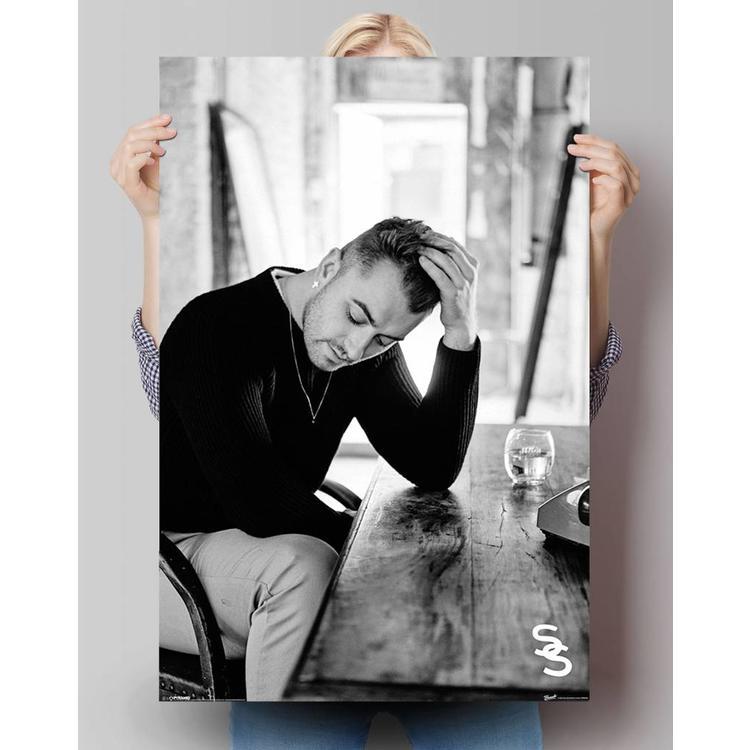Sam Smith  - Poster 61 x 91.5 cm