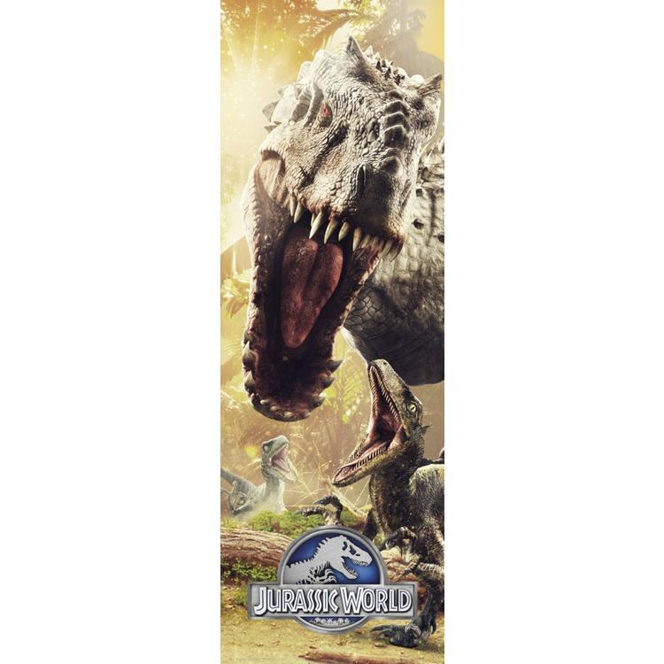 Jurassic World  - Poster 53 x 158 cm