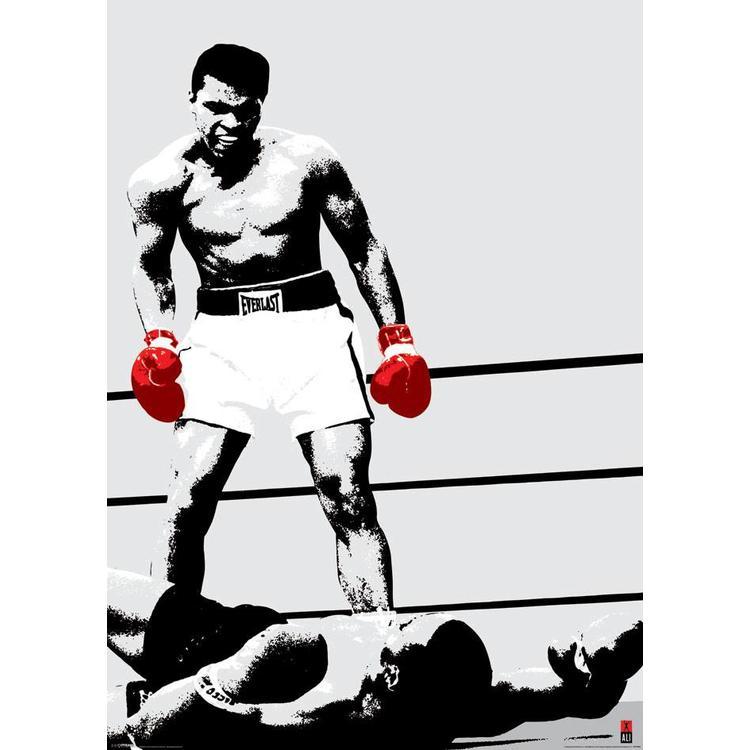 Muhammad Ali  - Poster 100 x 140 cm