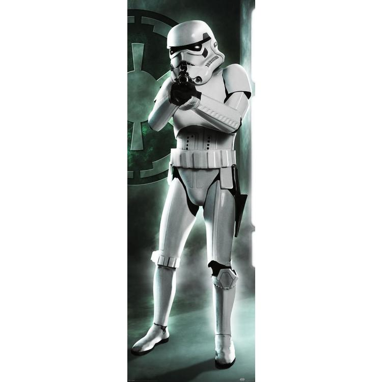 Star Wars - trilogy  - Poster 53 x 158 cm