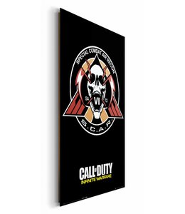 Schilderij Call of Duty