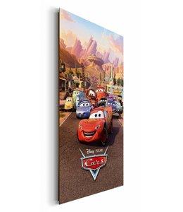 Schilderij Cars