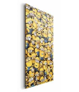Schilderij Verschrikkelijke Ikke Minions