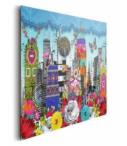 Schilderij Melli Mello New York