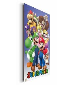 Schilderij Nintendo