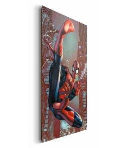 Schilderij Spider-Man