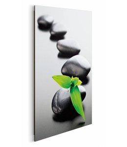 Schilderij Zen Stenen