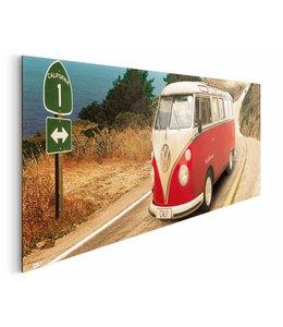 Schilderij Volkswagen busje