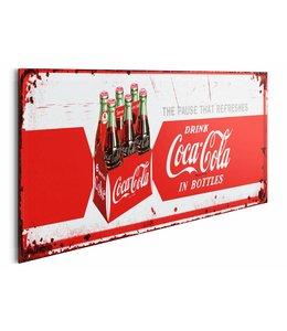 Schilderij Coca-Cola