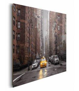 Schilderij New York Taxi