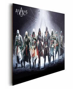 Schilderij Assassin's Creed