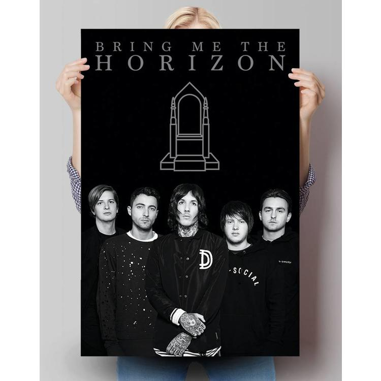 Bring Me the Horizon  - Poster 61 x 91.5 cm