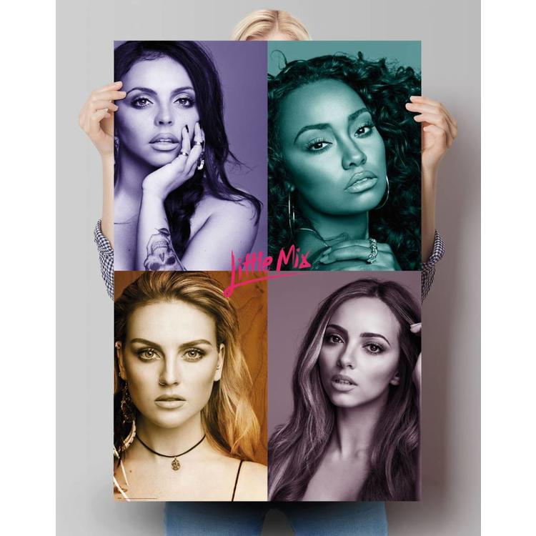Little Mix - quad  - Poster 61 x 91.5 cm