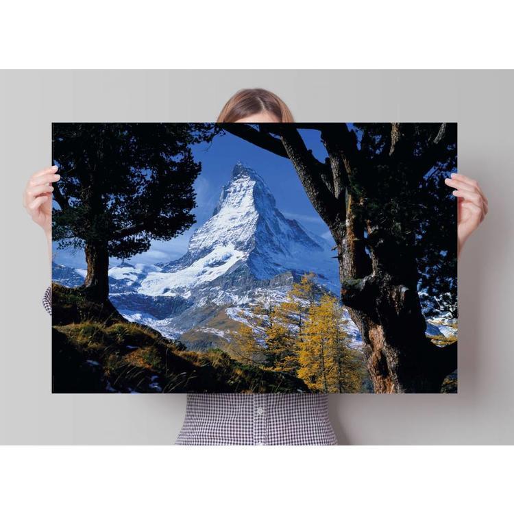 Matterhorn  - Poster 91.5 x 61 cm