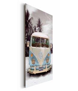 Schilderij Volkswagen T1 California