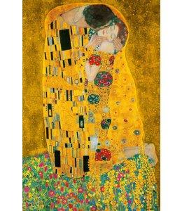 Poster Klimt, De Kus