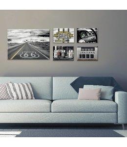 Canvas Set ROUTE 66