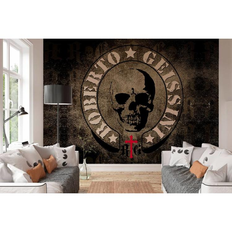 Geissini  - Fotobehang 368 x 254 cm