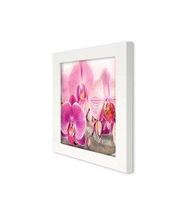 Schilderij Orchidee