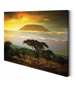 Schilderij Kilimanjaro