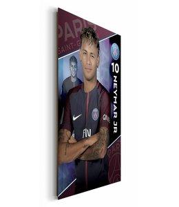 Schilderij Neymar PSG