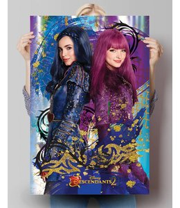 Poster Descendants 2