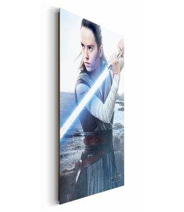 Schilderij Star Wars - Last Jedi