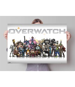 Poster Overwatch cast