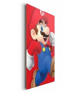 Schilderij Super Mario