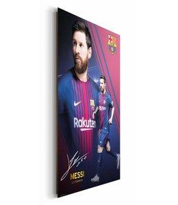 Schilderij Lionel Messi