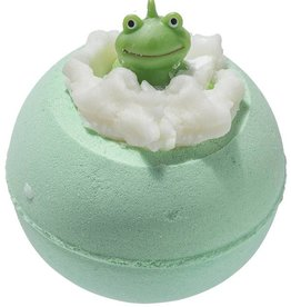 Bomb Cosmetics It's Not Easy Being Green Bath Blaster