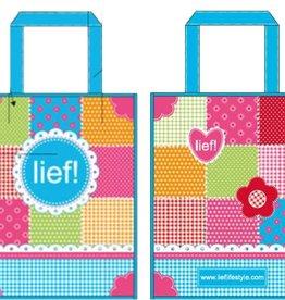 Lief! Shopper 50 x 40 x 13 cm