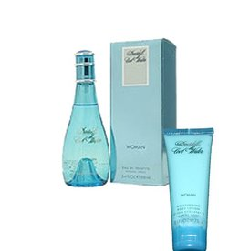 Set Cool Water Davidoff for woman