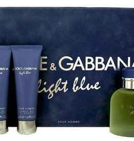 Dolce & Gabbana Light Blue (set) for men