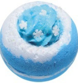 Bomb Cosmetics Let it Snow Bath Blaster