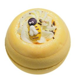 Bomb Cosmetics Honey Bee Mine Bath Blaster