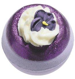 Bomb Cosmetics V for Violet Bath Blaster