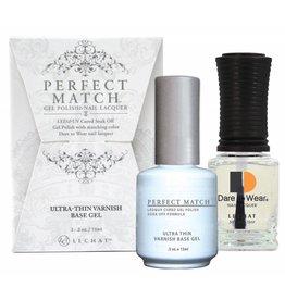 LeChat Perfect Match – Ultra Thin Varnish Base Gel