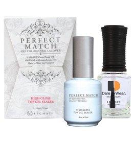 LeChat Perfect Match – High Gloss Top Gel Sealer