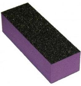 Blokvijl-buffer paars