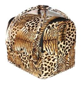 Beauty koffer tijger