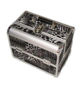 Beauty koffer luipaard