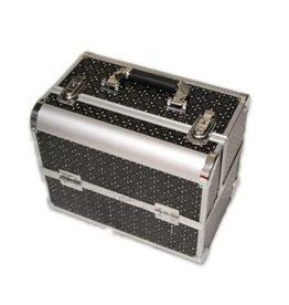 Beauty koffer zwart