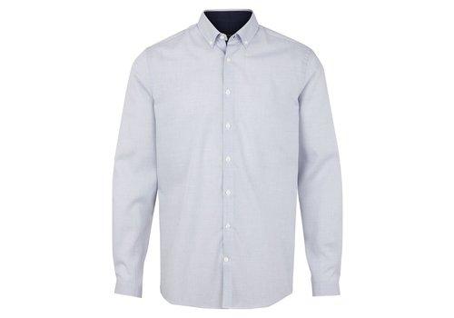 Lindbergh Micro checked shirt